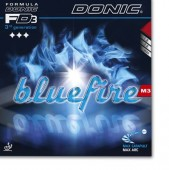 DONIC Bluefire M3 Hardness:37,5 grade CONTROL 7 ++ SPEED 9 SPIN 10 ++